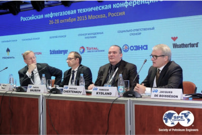 SPE Russian Petroleum Technology Conference